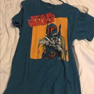 Star Wars Shirt Sz L
